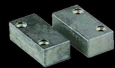 Contatti magnetici a vista Serie 403 AP