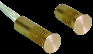 Contatti magnetici da incasso Serie 414 CTF