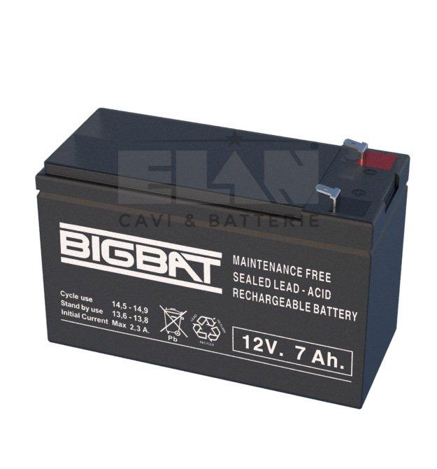Batteria 12V 7AH