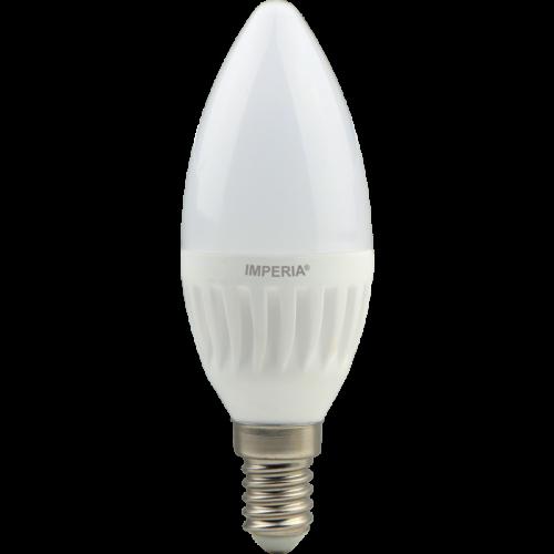Lampadina Oliva LED opale CeramicPRO 25.000 ore
