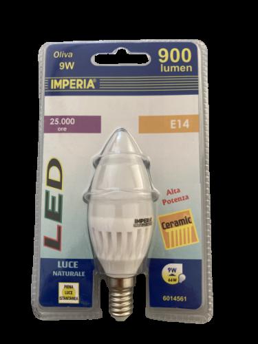 Oliva LED Ceramic Blister 25.000 H