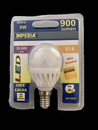 Sfera LED Ceramic Blister 25.000 H